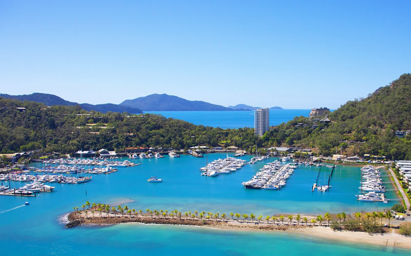 The Whitsundays Tourism Cairns