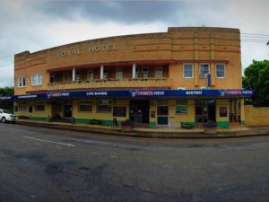 Royal Hotel Dungog - Tourism Cairns