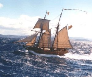Enterprize - Melbourne's Tall Ship - Tourism Cairns