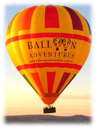 Balloon Adventures Barossa Valley - Tourism Cairns