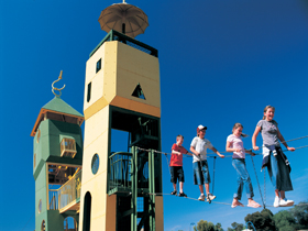 Monash Adventure Park - Tourism Cairns