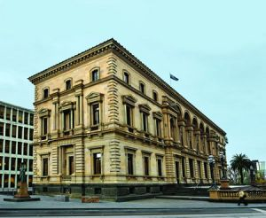 Old Treasury Building - Tourism Cairns