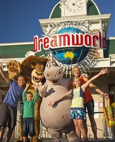 Dreamworld - Tourism Cairns