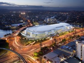 Gold Coast Convention and Exhibition Centre - Tourism Cairns