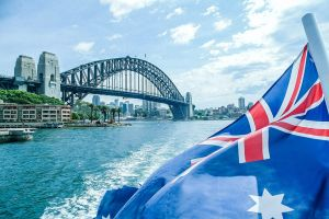 Australia Day Lunch and Dinner Cruises On Sydney Harbour with Sydney Showboats - Tourism Cairns