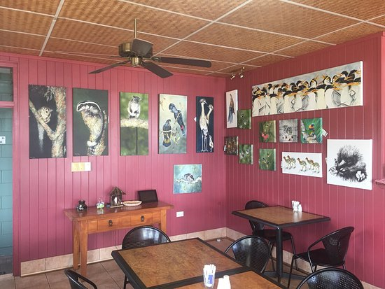 Vivia Cafe - Tourism Cairns