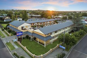 City Centre Motor Inn - Tourism Cairns