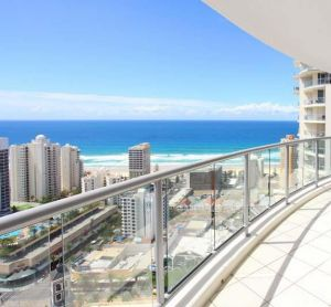 Beach Stay - Ocean  Riverview resort Chevron Renaissance central Surfers Paradise - Tourism Cairns