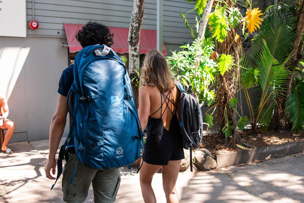 Why Not Backpackers - Tourism Cairns